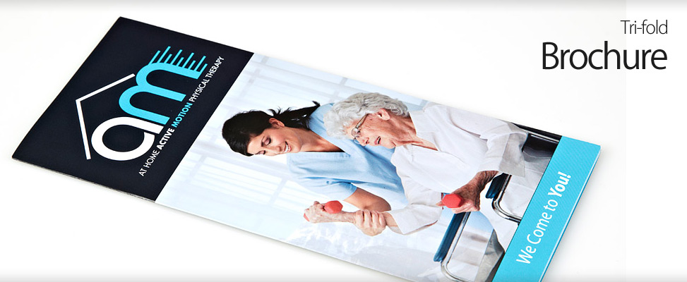 Brochure Design for Long Island Physical Therapy Services in Jericho