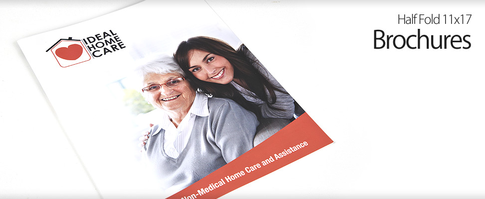 Brochure Design for Long Island Health Care Services in Melville