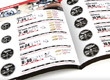 Catalog Design & Layout for Long Island Industrial Company in Farmingdale