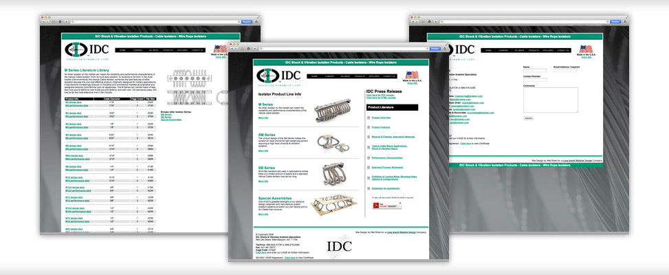 Website Design & Product Photography for Industrial Part Company in ...