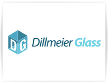 Website and Graphic Design work for Dillmeier Glass Company Garden City New York