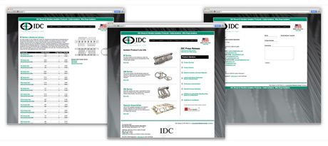 Website Design for Industrial manufacturer Long Island New York